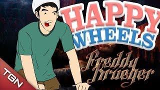 Happy Wheels: FREDDY KRUEGER