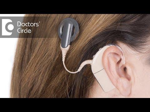 What is Cochlear Implant? - Dr. Shankar B.Medikeri