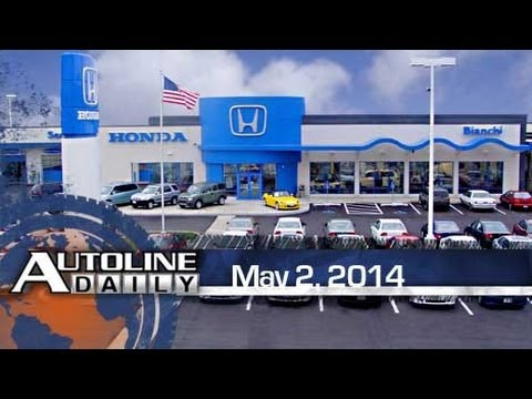 April Sales Show Signs of Weakness - Autoline Daily 1369