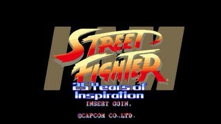 I Am Street Fighter 25th Anniversary Documentary