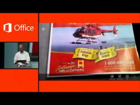 Steve Ballmer - Microsoft Office 2013 Announcement - Live San Fran - July 16th 2012