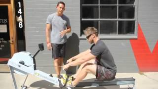 CrossFit The Rowing Sprint Start (Journal Preview)