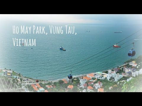 Ho May Park, Vung Tau Vietnam - 2015