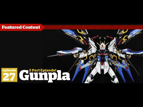 Gunpla - Episode 27 Part 1 - Gundam - Tutorial - Building - Kit reviews