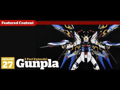 Gunpla - Episode 27 Part 1 - Gundam - Tutorial - Building - Kit reviews