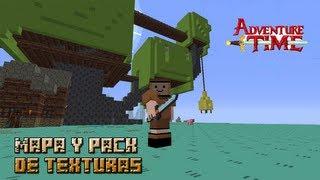 Minecraft 1.5.2/1.7.2 MAPA DE HORA DE AVENTURA