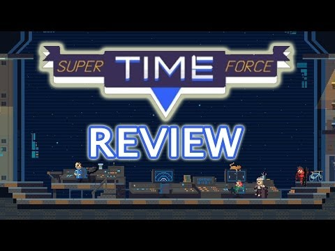 Super TIME Force - Review
