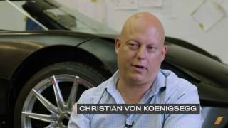 Christian Von Koenigsegg on Cars [PART 2] -- /DRIVEN. Drive Youtube Channel.