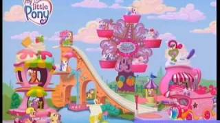 My Little Pony Ponyville Deluxe Set Available At Poppies