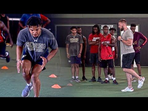 Change of Direction Speed and Power Training