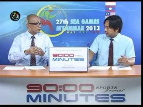 DVB - 09.12.2013 - Sea Games 6pm News Coverage