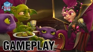 Skylanders Swap Force Gameplay 12 Frostfest Mountains