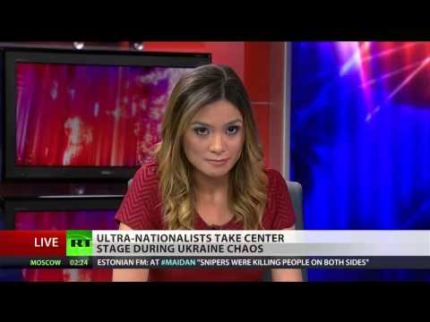 RT America's Liz Wahl resigns live on air