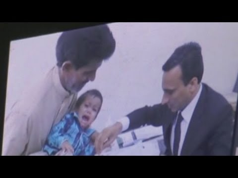 Shocking footage: Baby accused of attempted murder in Pakistan