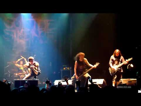 Suicide Silence - Bludgeoned to Death (Live in Jakarta, 18 September 2011)
