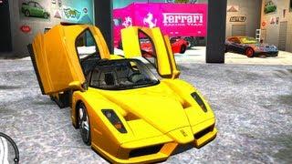 Gta 4 Ferrari Garage