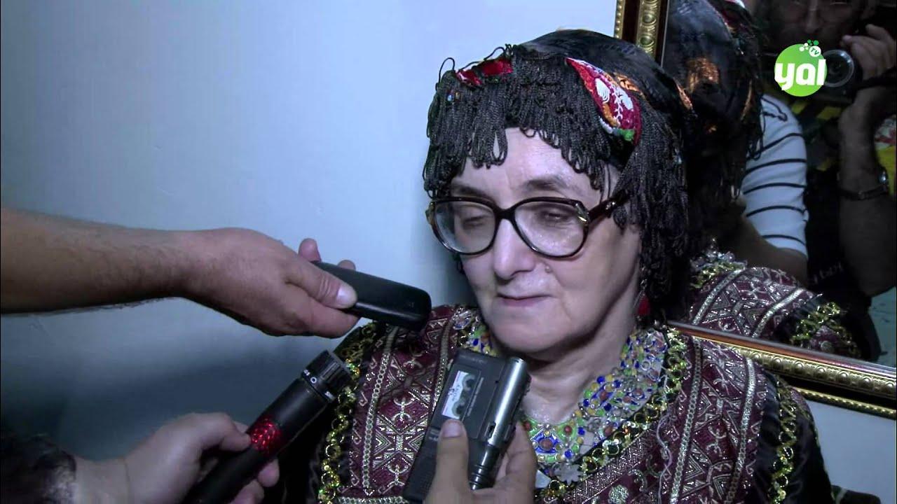 «La diva» Nouara nous chante et nous parle de Cherif khedam et de Matoub