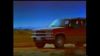"Holden Suburban TV ad (1998) - ""Own the road"""
