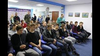 День відкритих дверей ХНУВС для вихованців Харківського державного вищого училища фізичної культури