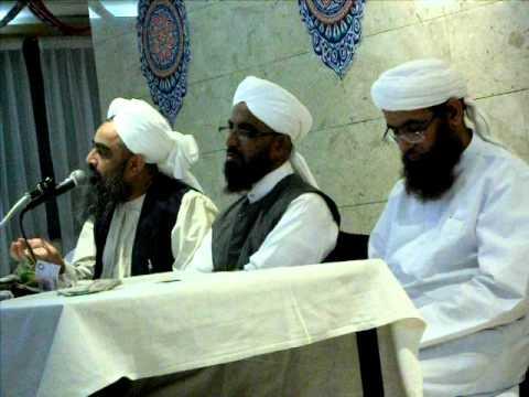 Speech by Maulana Shakir Razvi in Madina Sharif
