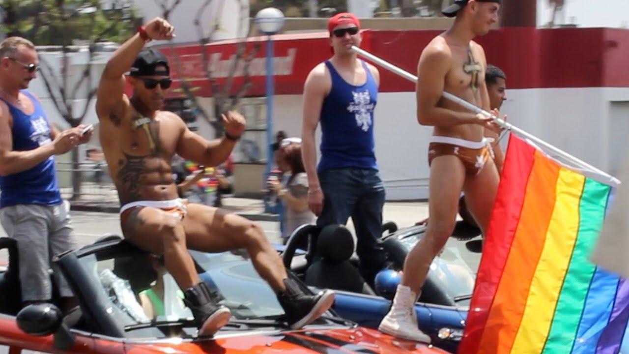 from Gerardo gay pride los angeles
