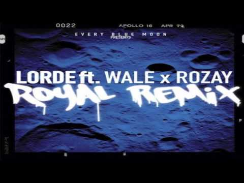 Wale Rick Ross & Magazeen - Royals (Remix)