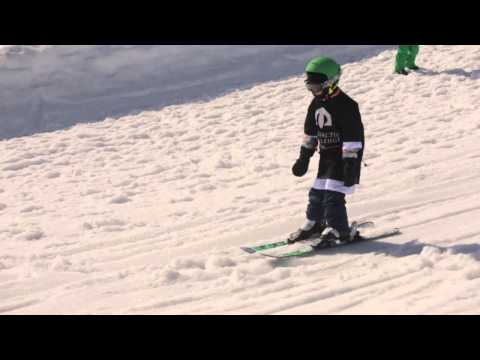 The Arctic Challenge Junior i Trysil
