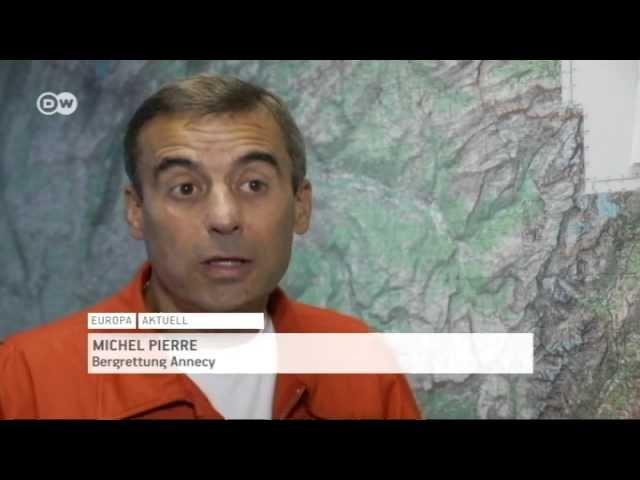 Sturm auf den Mont Blanc | Europa aktuell