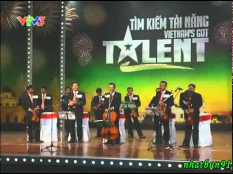 Tìm kiếm tài năng Việt Nam  Vietnam's Got Talent 2011 Tập 2