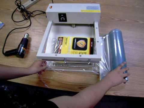 portable shrink wrap machine