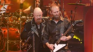 """The Ripper"" Judas Priest@Mohegan Sun Arena Wilkes-Barre, PA 3/13/18"