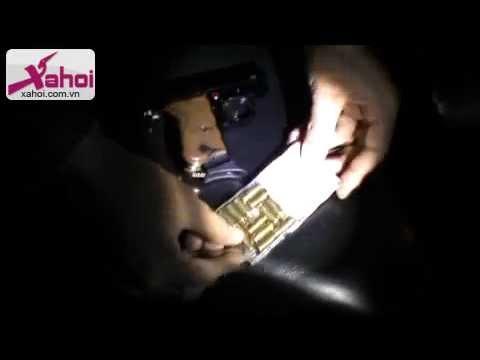 Nhat ky 141 - Video 141 Moi nhat - Clip 141 Bắt kẻ 6 tiền án mang súng ám sát dạo phố
