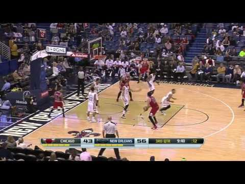 Chicago Bulls vs New Orleans Pelicans | February 1, 2014