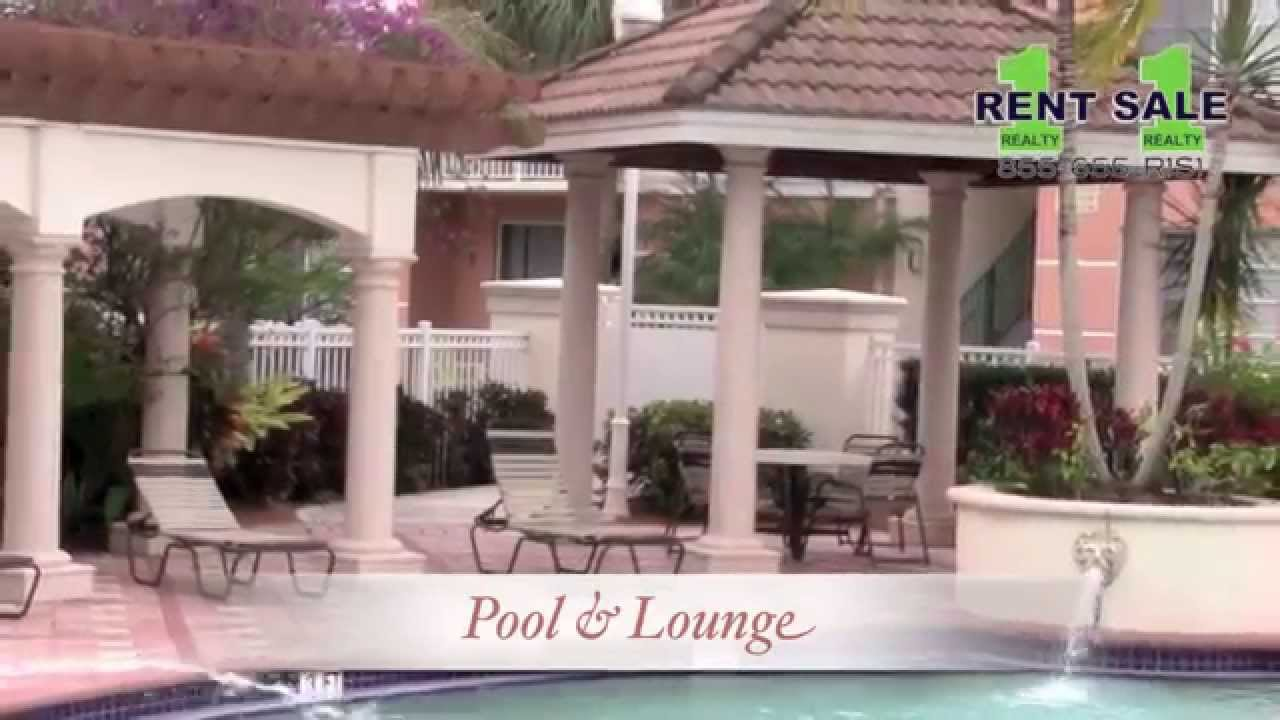 Fiore At The Gardens Condos For Rent Sale Palm Beach Gardens Fl Youtube