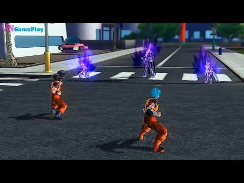 7 Viên Ngọc Rồng Kai Phần 2 - Songoha, Goku vs Kid Buu, Cell, Frieza