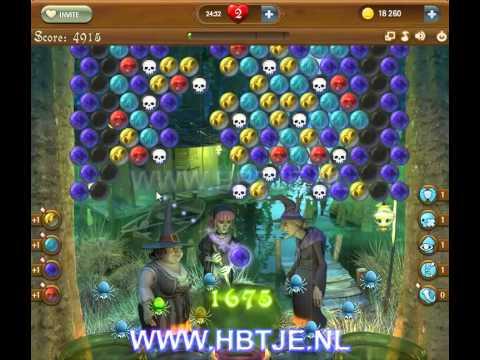 Bubble Witch Saga level 40