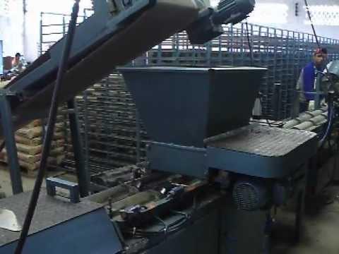 Maquinas de telhas de concreto
