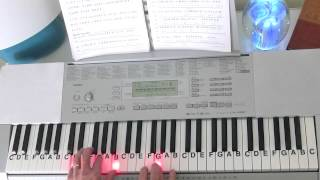 "How To Play ~ Let It Go Theme From ""Frozen"" ~ Demi"