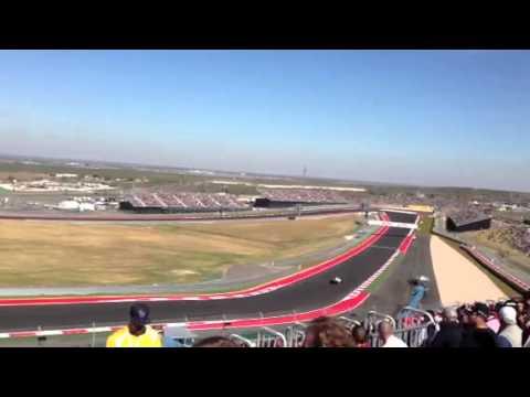 F1 Austin Checo Pérez