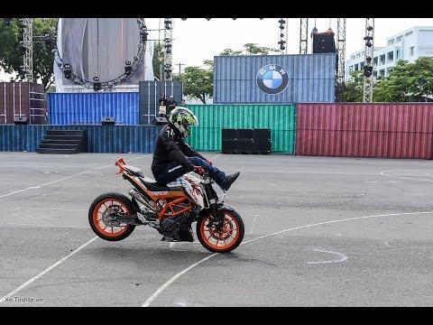 tổng hợp những biểu diễn mạo hiểm của biker