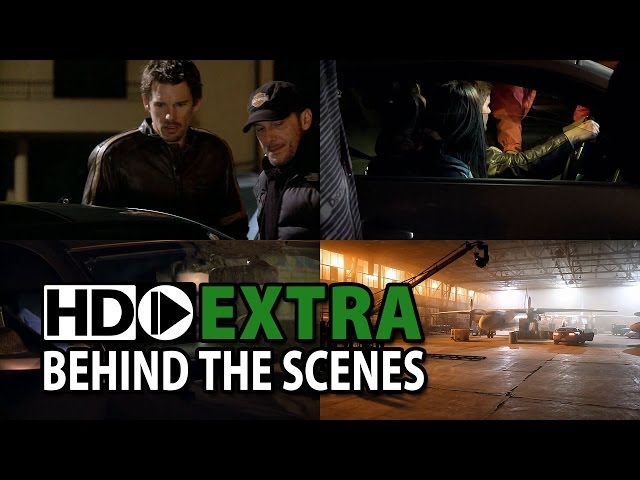 Getaway (2013) Behind the Scenes, Making of & B-Roll - Part1/2