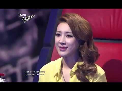 cô bé 12 tuổi hát cực đỉnh tại the voice kid hàn quốc(Yoon Si Young)