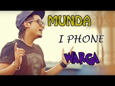 Munda iPhone Warga | A Kay Ft Bling Singh | Muzical Doctorz | Brand New Punjabi Songs | Full HD