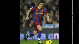 Os 10 Melhores Jogadores Do Mundo 2011/12