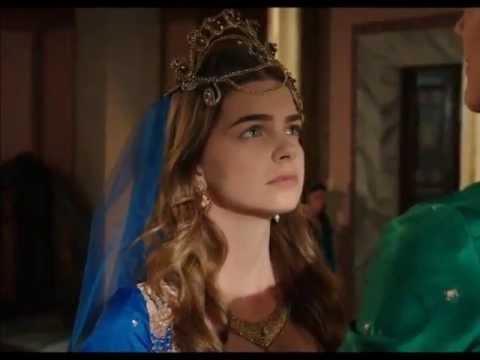 Mihrimah sultan boşandı