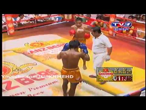 Khem Serei VS Kam hang Khmav [10-Nov-2013]