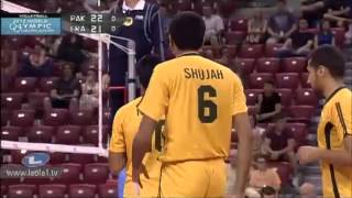 Pakistan Vs France Volleyball Match 2012 (2) .mp4