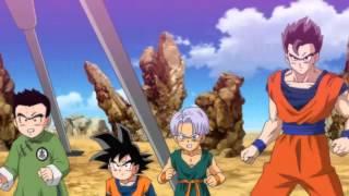 Dragon Ball Z Batalla De Los Dioses Trailer 3 ( Español