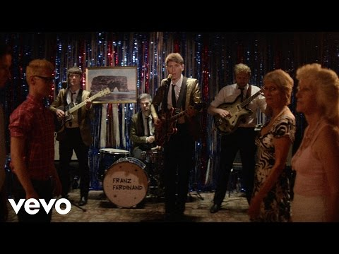 Franz Ferdinand - Stand On The Horizon