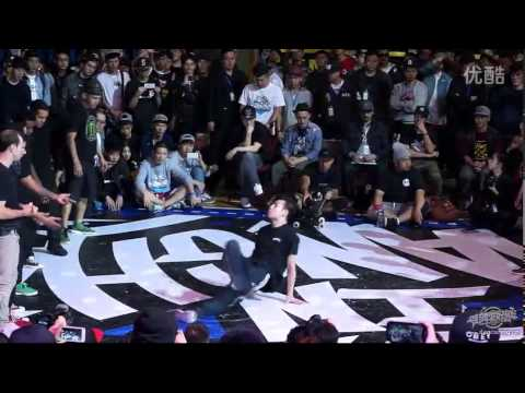 KILLAFORNIA VS CHINA ALLSTARS | BBOY IN SHANGHAI 2014 FINAL BATTLE